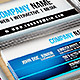 Business Card Template - GraphicRiver Item for Sale