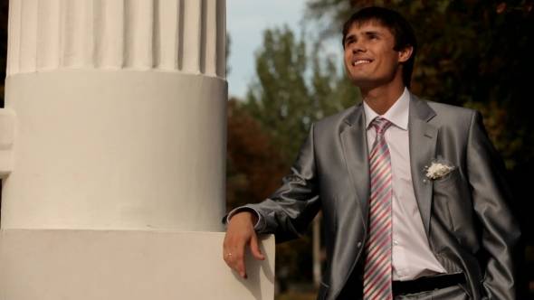 VideoHive Groom Did Not Wait For His Bride 12223393