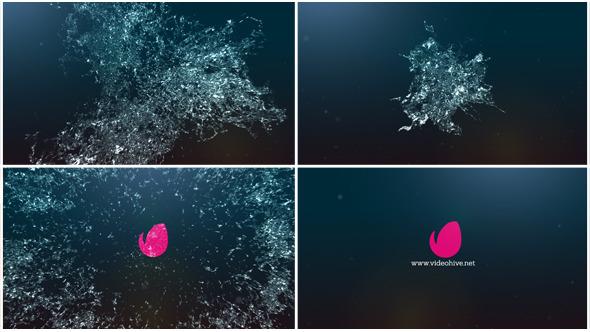 VideoHive Splash Logo Reveal 12225376