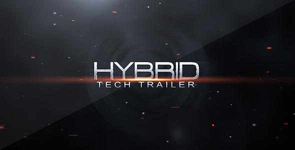 VideoHive Hybrid Trailer 12227616