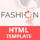 The Fashion - eCommerce Shop HTML Template