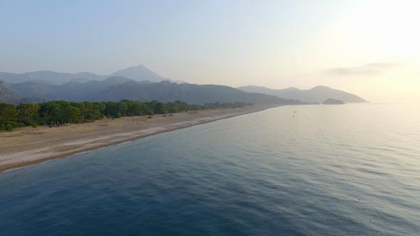 VideoHive Beautiful Mediterranean Beach 12228790