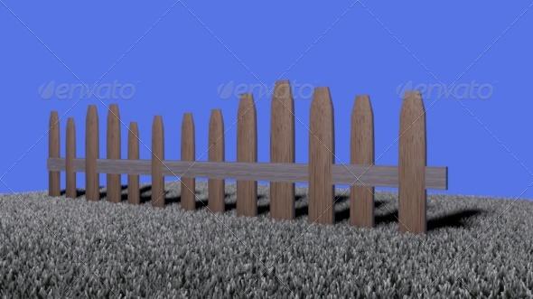 3DOcean frosty grass material winter grass 148893