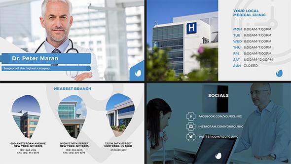 VideoHive Medical Display 12233777