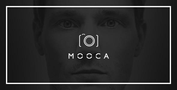 Mooca // Creative Agency & Photographer WP Theme
