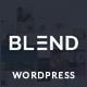 Blend - Multi-Purpose Responsive Wordpres Theme