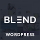 Blend - Multi-Purpose Responsive Wordpres Theme
