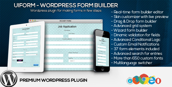 Uiform – WordPress Form Builder