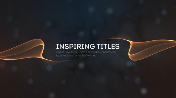 VideoHive Inspiring Titles 12239072