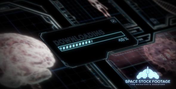 VideoHive Futuristic Progress Bars 12239096