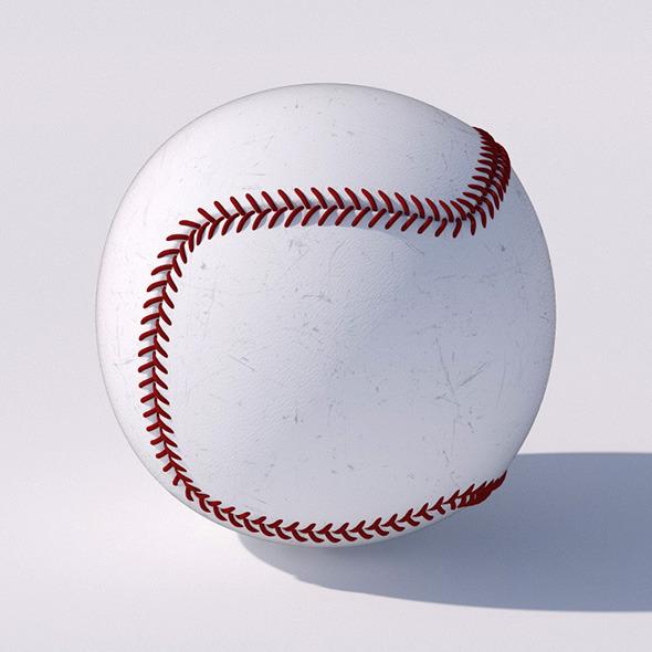 3DOcean Baseball 12239256