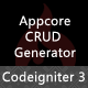 Codeigniter CRUD Generator - Admin - CodeCanyon Item for Sale