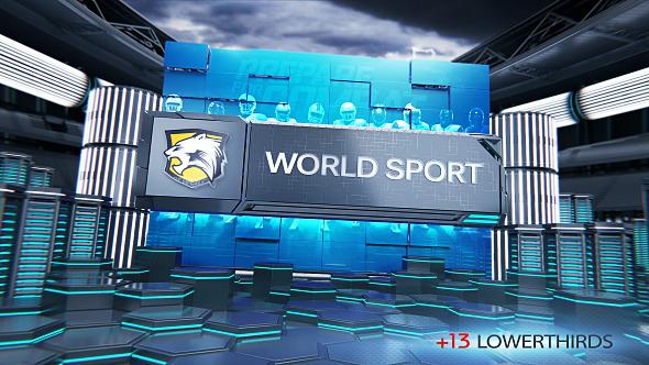 VideoHive Sport Opener 12243681