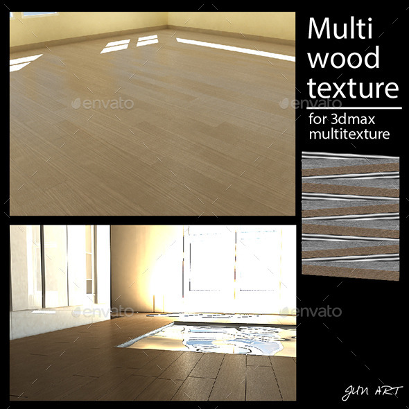 3DOcean multi wood texture pack 12244813