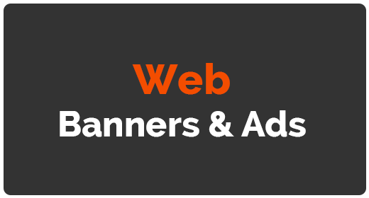 Web Banners & Ads