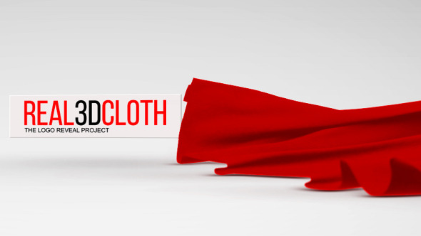 VideoHive Real3DCloth 12247945