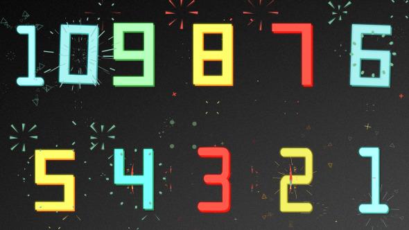 VideoHive Countdown 2 12249615