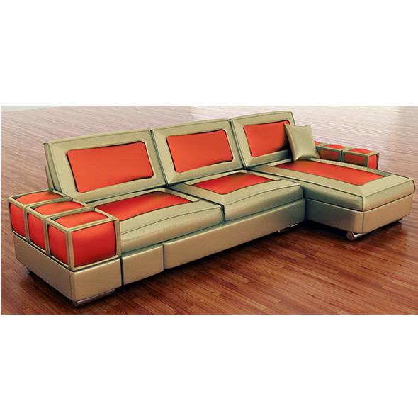 3DOcean Sofa 12251222