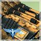 RTS style blue team tank v003