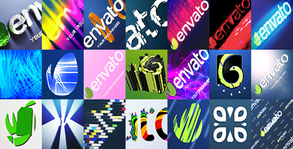 VideoHive 20 Logo Pack 12251372