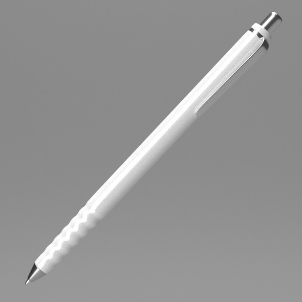 3DOcean White Pen 12252390