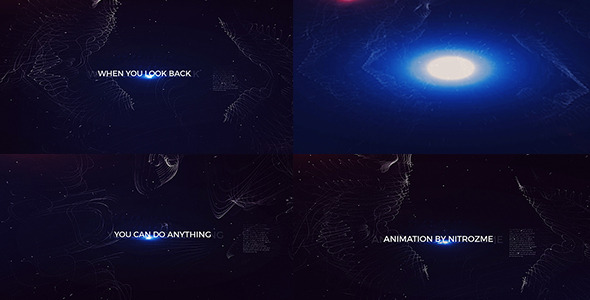 VideoHive Cinematic Titles 12252415