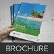Travel Brochure Catalog InDesign Template v5