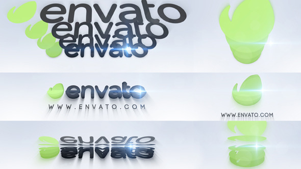 VideoHive 3D Logo Animation 12253242