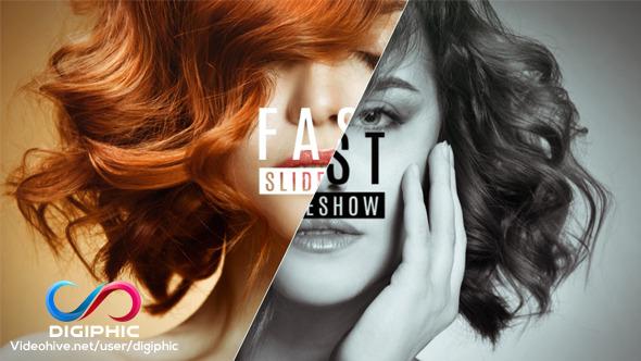 VideoHive Fast Slideshow 12254661