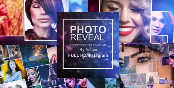 VideoHive Photo Reveal slide 12264192
