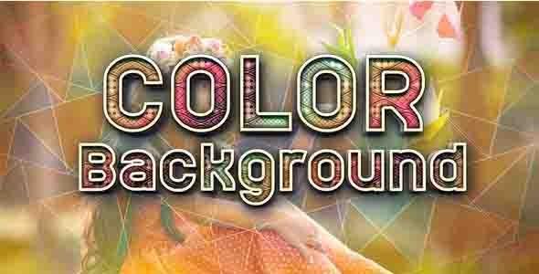 VideoHive Color Background 9 Clip 12264787