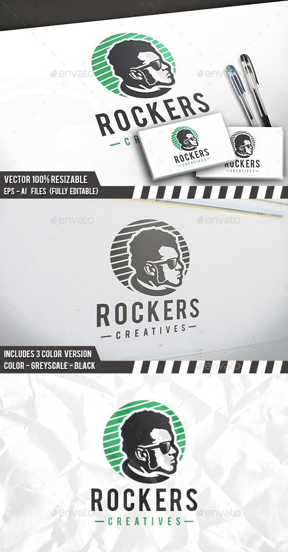 Rock Star Logo