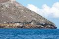Inhabited island in Galapagos.Ecuador