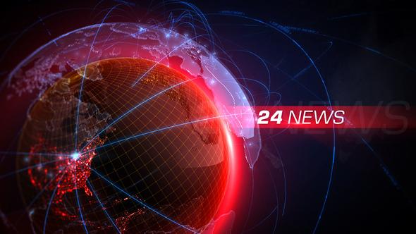 VideoHive 24 NEWS 12268694