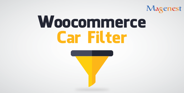Woocommerce Car Filter