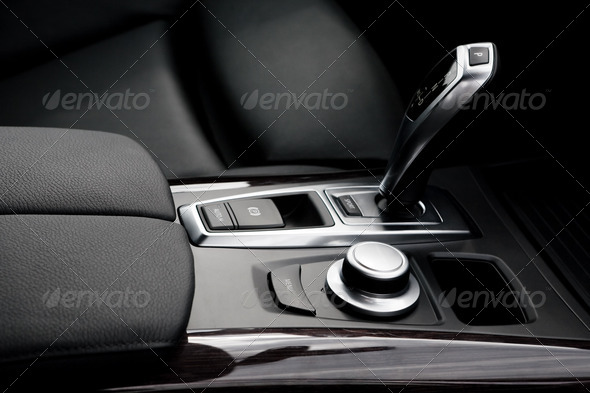 modern car - Stock Photo - Images