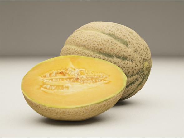 3DOcean Melon 12275084