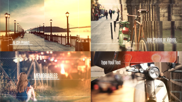 VideoHive Memorables 12276732