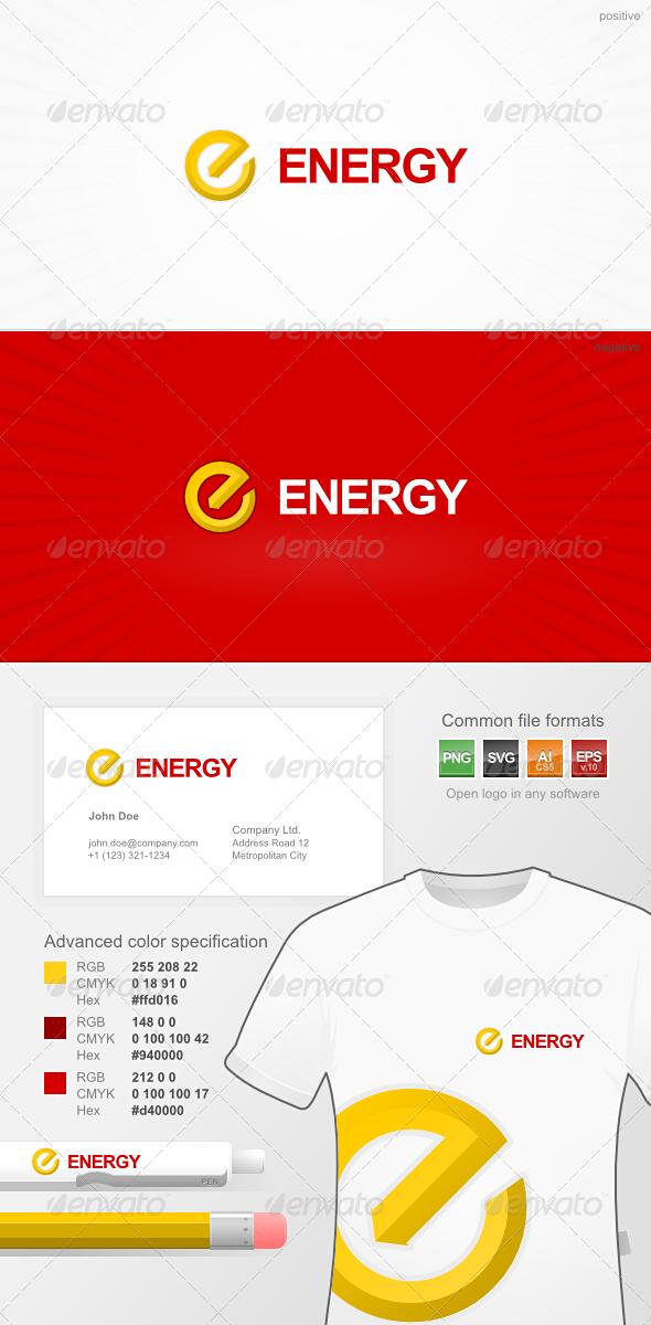 Energetic Company Logo