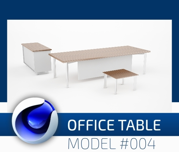 3DOcean Office Collection Model 004 12285035