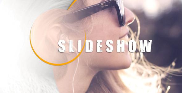 VideoHive Circle Slideshow 12285195