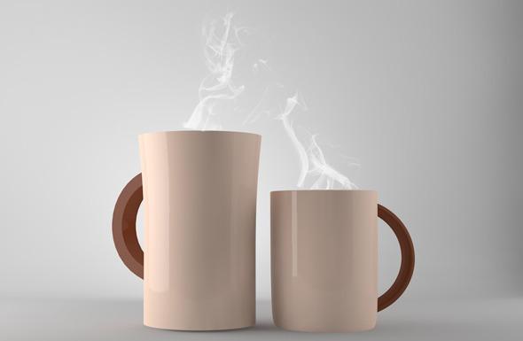 3DOcean Ceramic Mug 12287675
