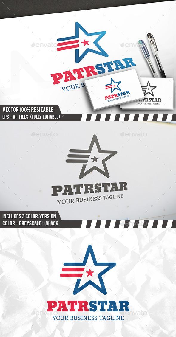 Patriot Star Logo