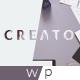 Creato - Creative & Modern WordPress Theme