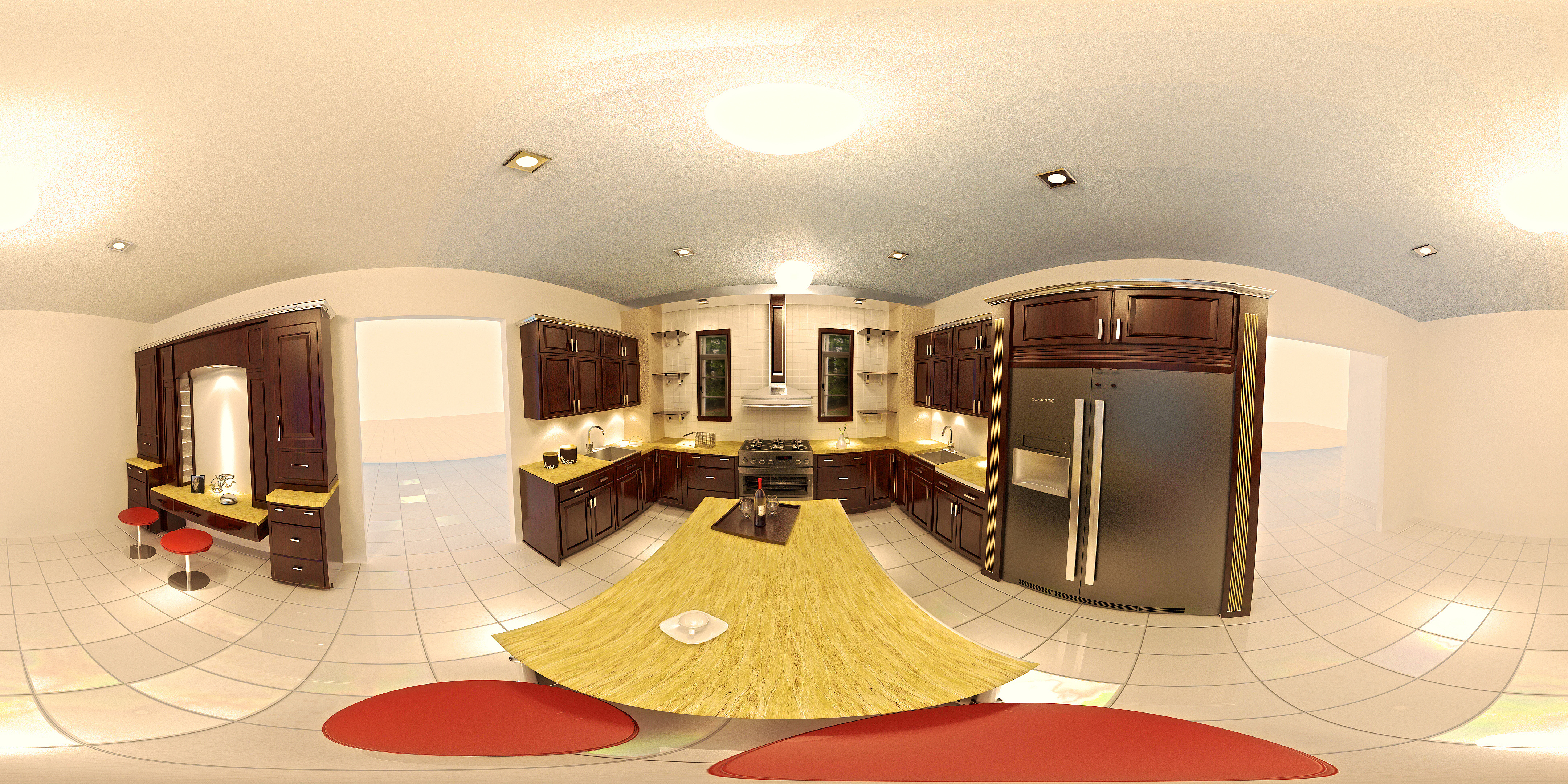 Kitchen By Overclockers 3docean