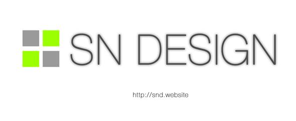 SNDESIGN-website