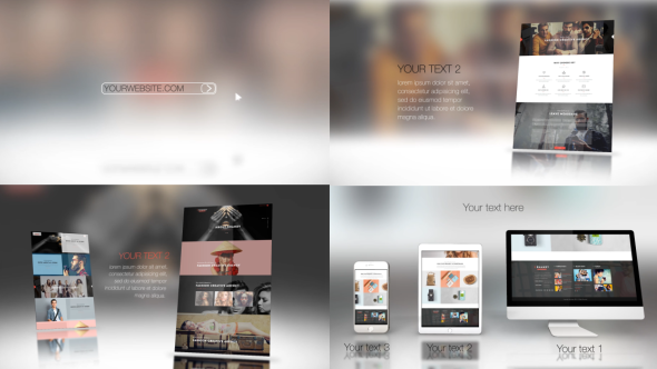 VideoHive Website Presentation 2 12293811