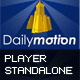 DailyMotion Player - Standalone - ActiveDen Item for Sale