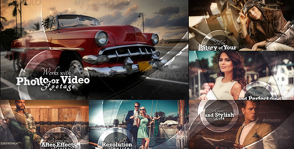 VideoHive Elegant Art Slide Show 12294115