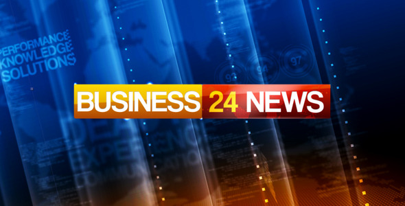 VideoHive Broadcast Business News 12294137